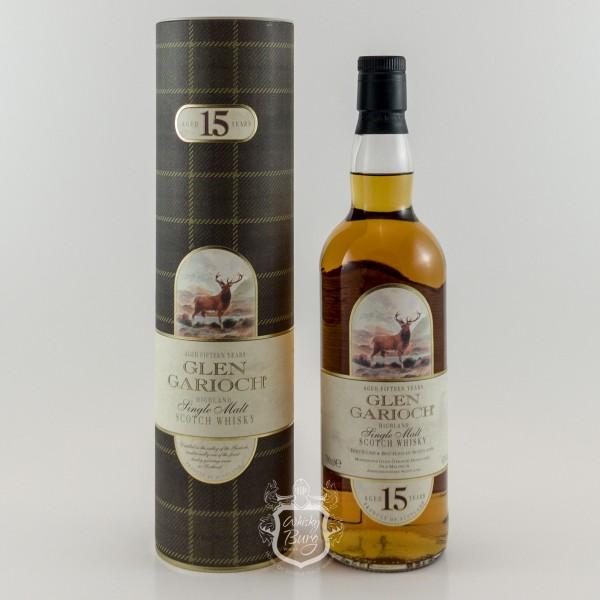 Glen Garioch 15y Old Label