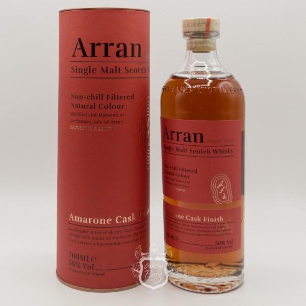 Arran The Amarone Cask Finish Neues Label