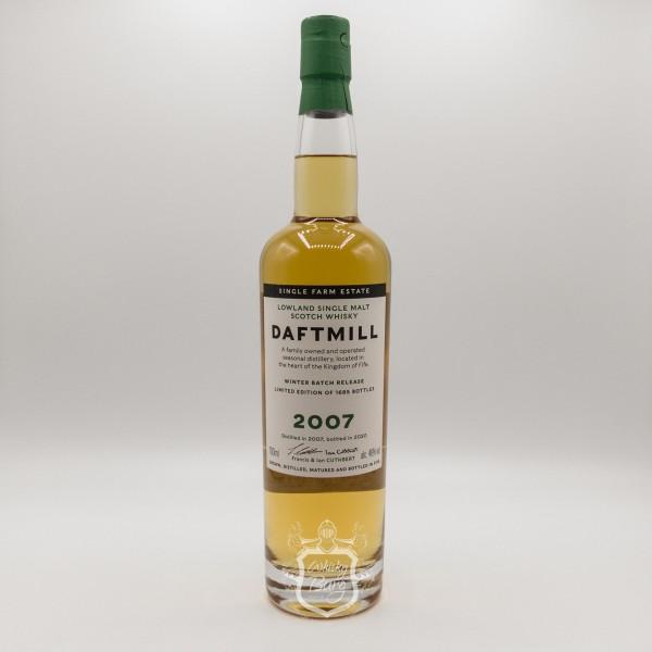 Daftmill 2007 Winter Batch Release for Asia