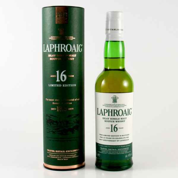 Laphroaig 16 Jahre alt