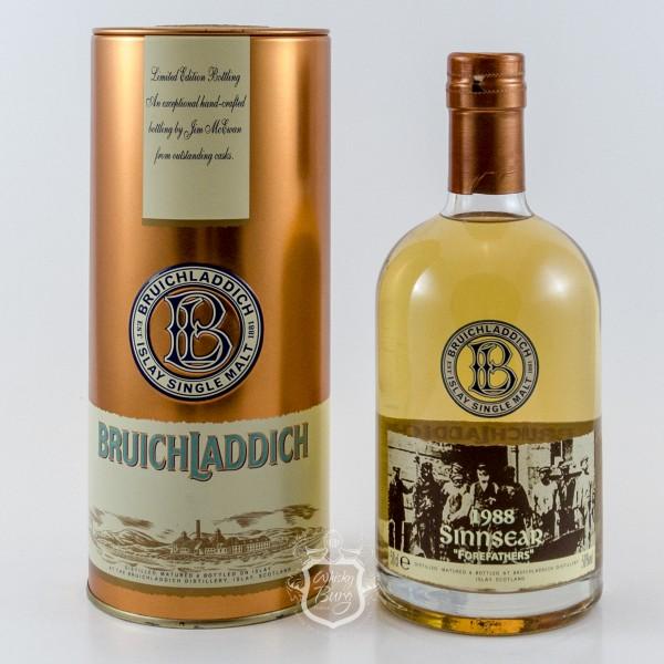 Bruichladdich-1988-Sinnsear-Forefather