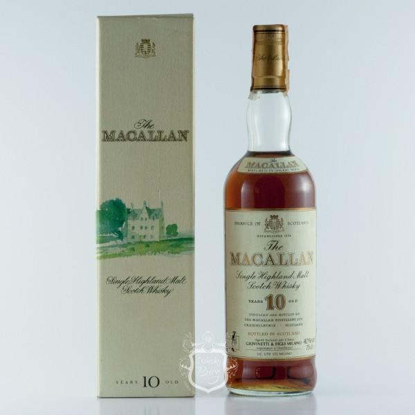 Macallan 10 Jahre