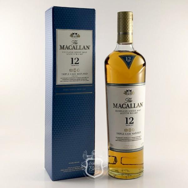 Macallan 12 Jahre Triple Cask