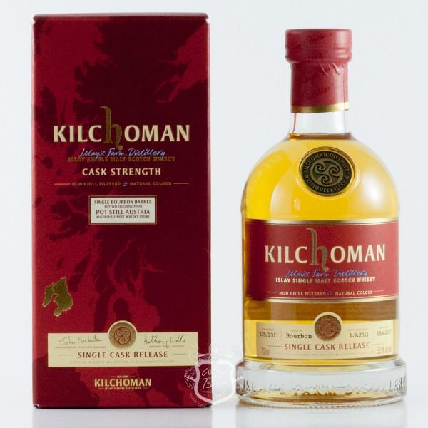 Kilchoman 2011 Pot Still Austria