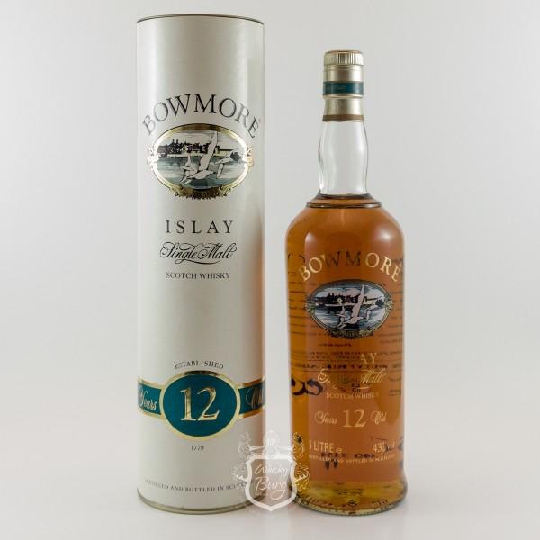 Bowmore 12y Altes Label