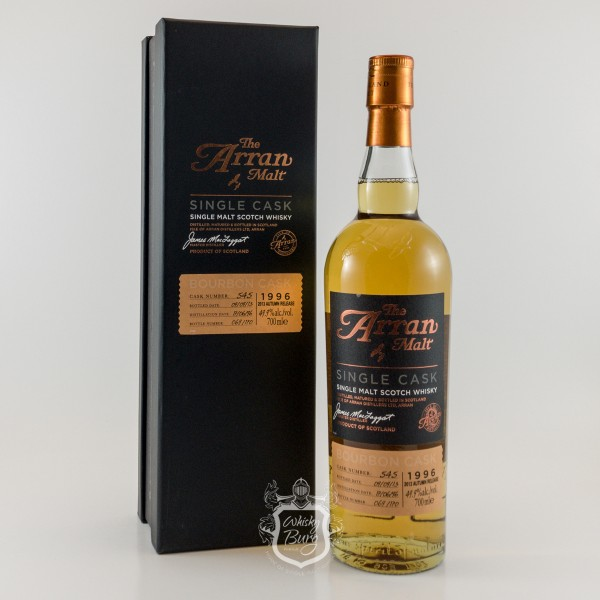 Arran-1996-Single-Cask-No-545