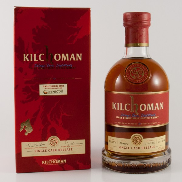 Kilchoman 2009 The Nactar