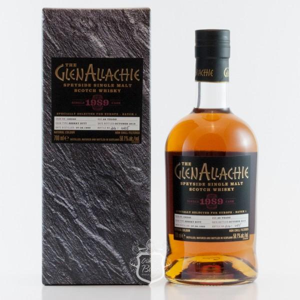Glenallachie 1989/2018 Single Cask Sherry