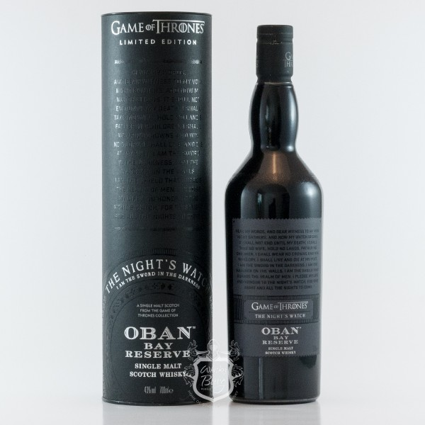 Oban Bay Reserve - The Night`s Watch