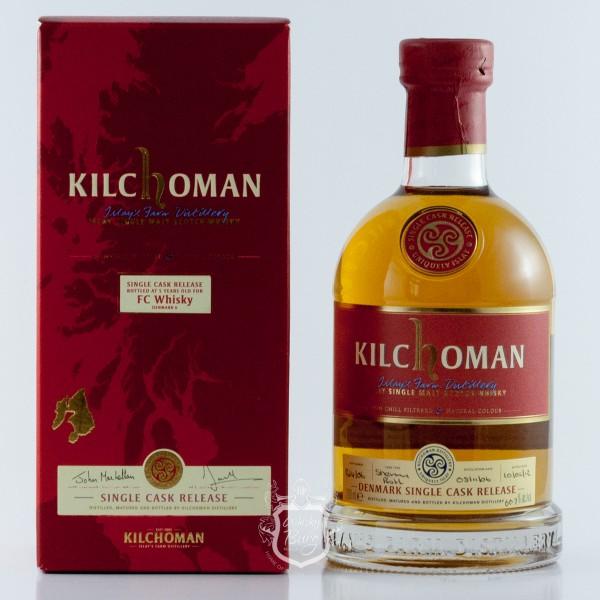 Kilchoman 2006 FC Whisky Denmark Edition 6