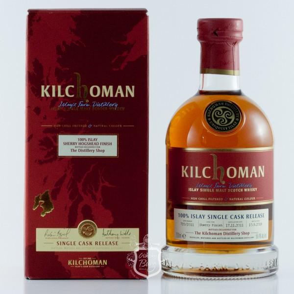 Kilchoman 2011 The Distillery Shop