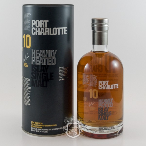Port Charlotte 10y First Edition