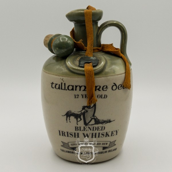 Tullamore Dew Keramik Decanter Uisge Baugh