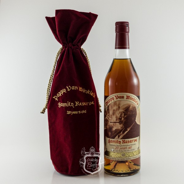 Pappy Van Winkle´s 20 Jahre Family Reserve