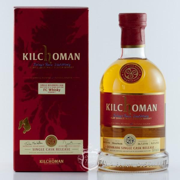 Kilchoman 2006 FC Whisky Denmark Edition 7
