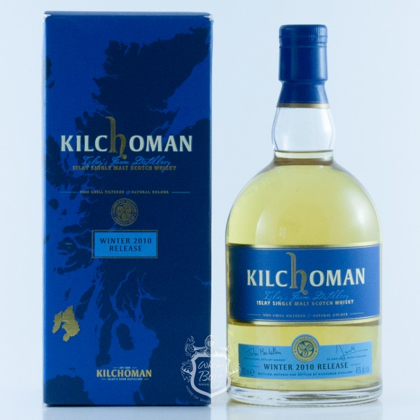 Kilchoman 2010 Winter Release
