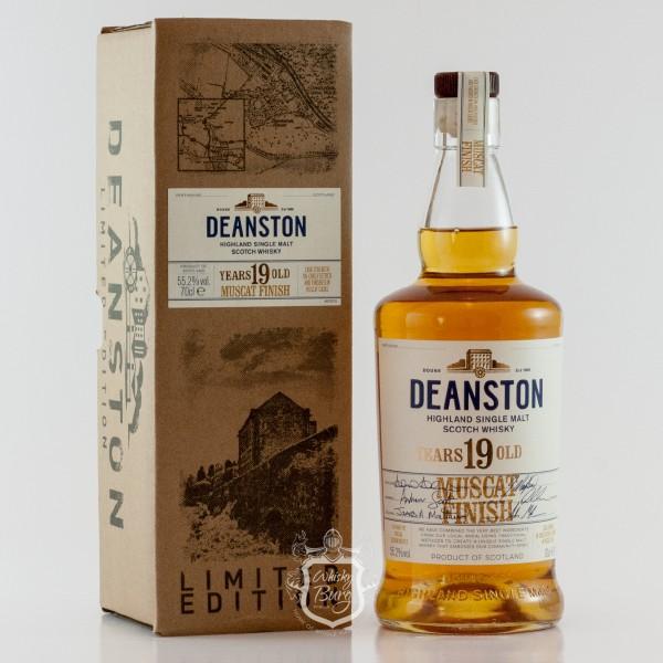 Deanston 19 Jahre Muscat Finish