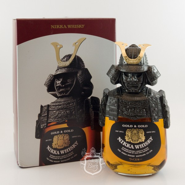 Nikka Samurai Bottle
