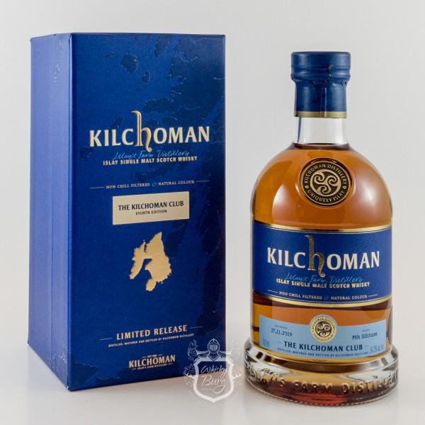 Kilchoman-Club-8-Edition