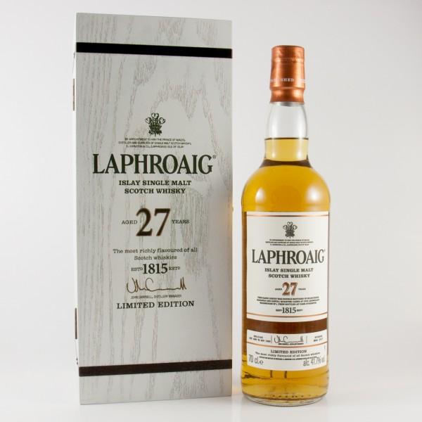 Laphroaig 27 Jahre alt