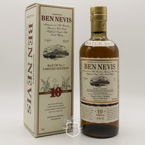 Ben Nevis 10y Batch 1