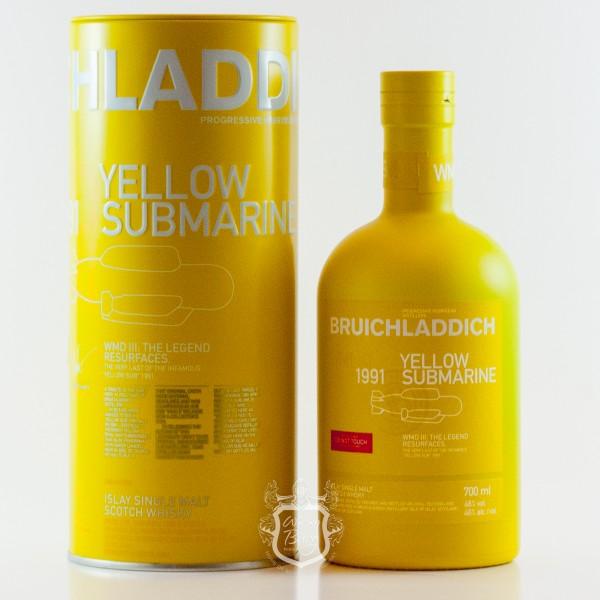 Bruichladdich WMD 3 Yellow Submarine