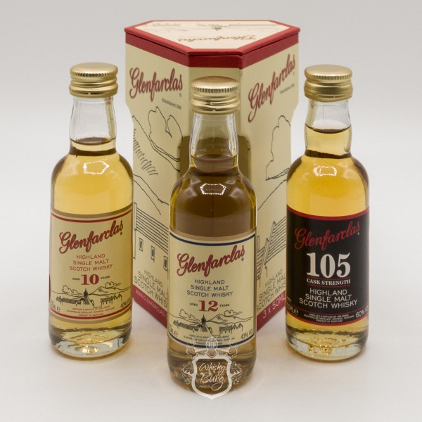 Glenfarclas-Mini-Set-10y-12y-105