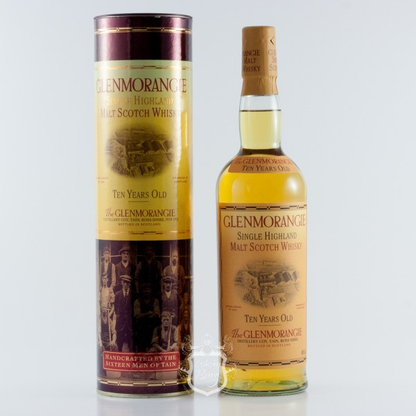 Glenmorangie 10 Jahre Handcrafted By The Sixteen Man of Tain