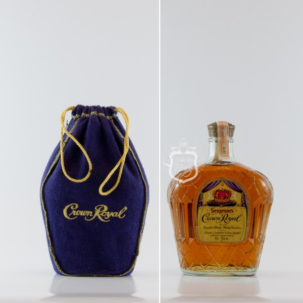 Crown Royal Fine De Luxe -Blended Canadian Whisky