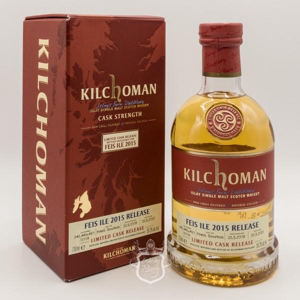 Kilchoman Feis Ile 2015