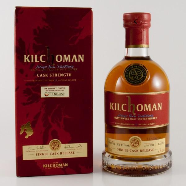 Kilchoman 2011 PX Sherry Cask Finish