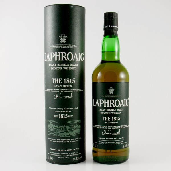 Laphroaig The 1815 Legacy Edition