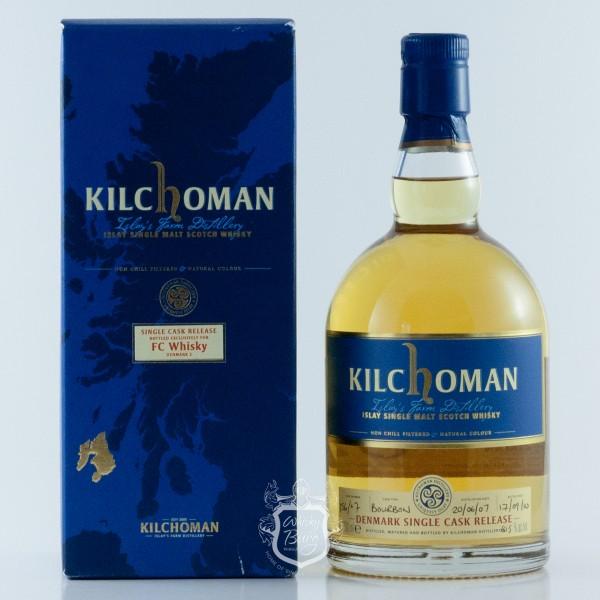 Kilchoman 2007 FC Whisky Denmark Edition 2