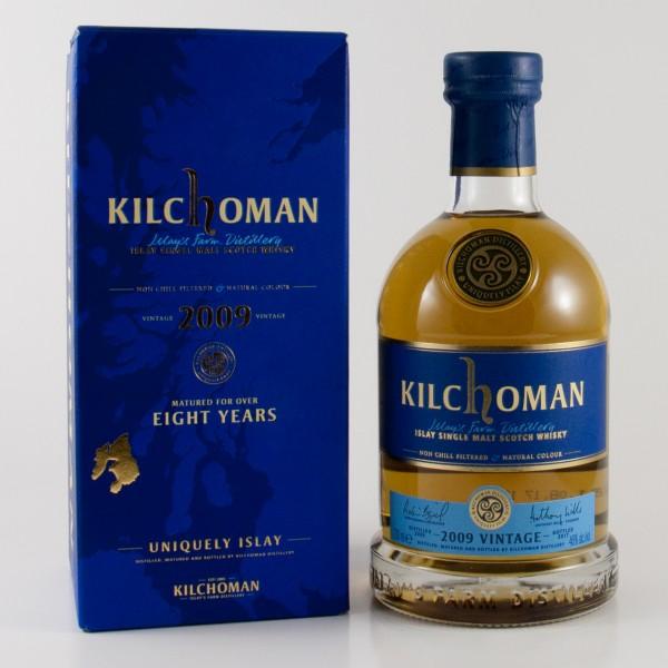 Kilchoman Vintage 2009