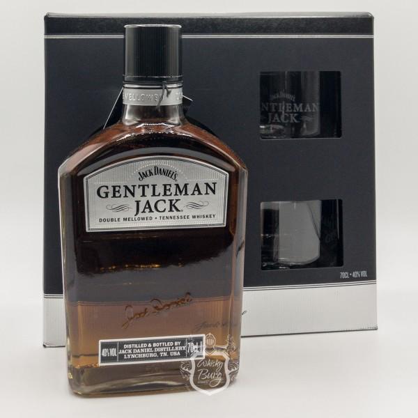 Jack Daniel's Gentleman Jack Geschenk Set