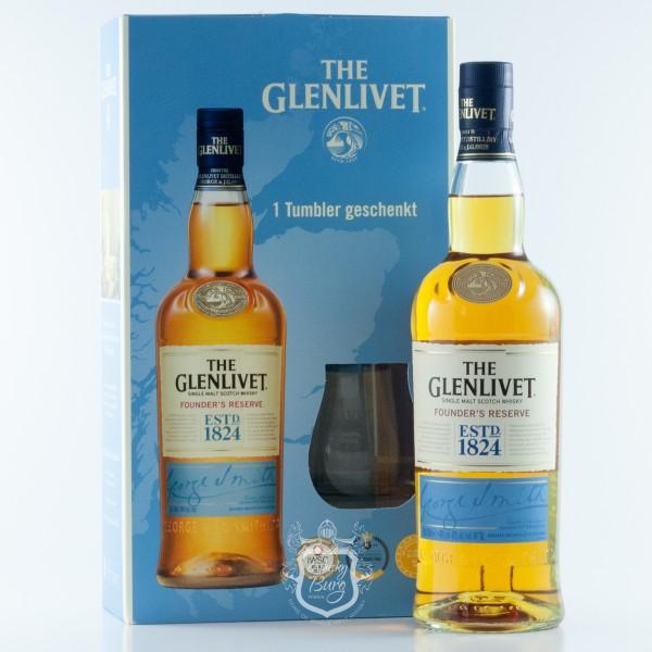 Glenlivet Founder`s Reserve