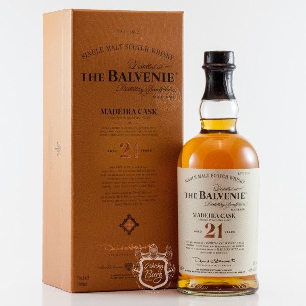 Balvenie 21 Jahre Madeira Cask Finish