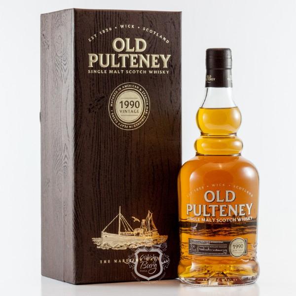 Old Pulterney 1990 Vintage