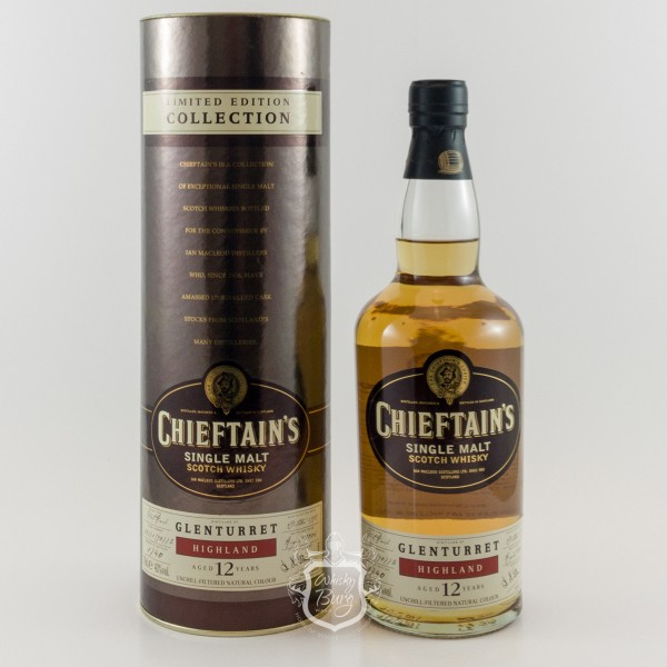 Glenturret 12y Chieftains Choice