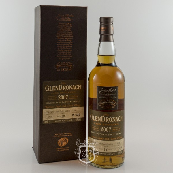 Glendronach 2007 Single Cask