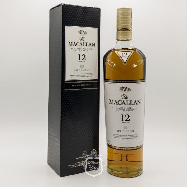 Macallan-12y-Sherry-Cask