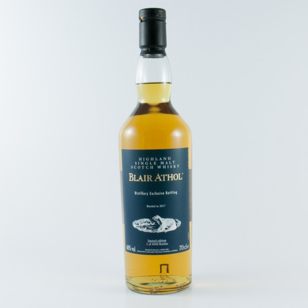 Blair Athol Distillery Exclusive Bottling