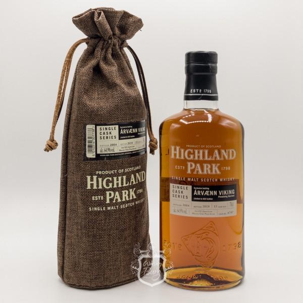 Highland-Park-2004-Single-Cask-Arvaenn-Viking