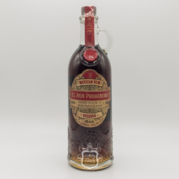 El Ron Rum Reserva Solera 12y