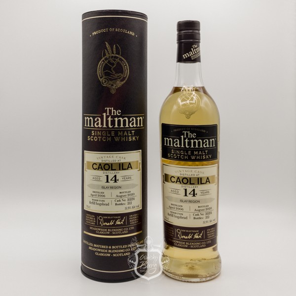 Caol Ila 14 Jahre The Maltman