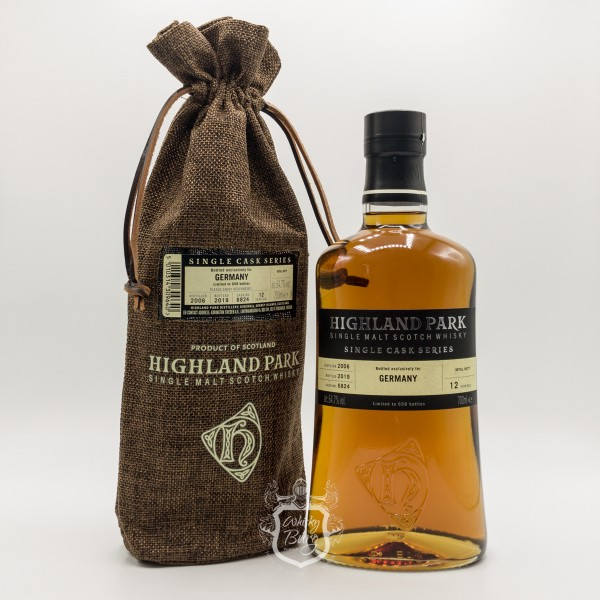 Highland Park 2006 Single Cask