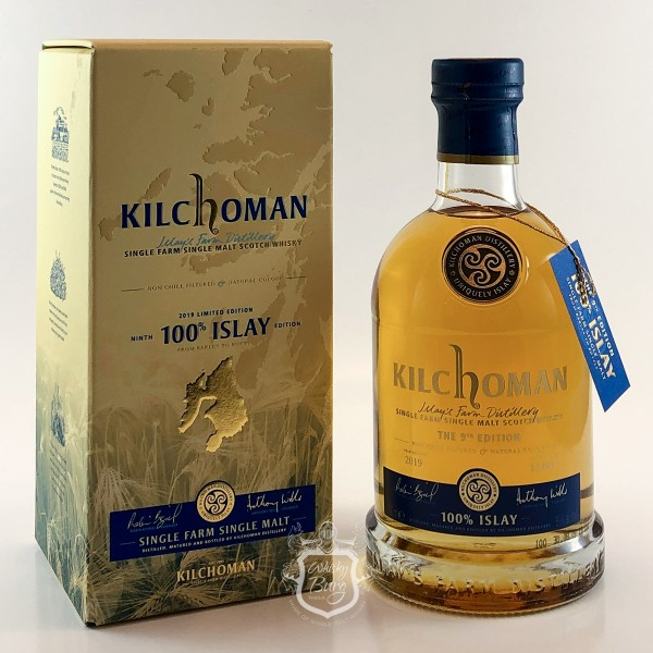 Kilchoman 100 Islay 9th Edition