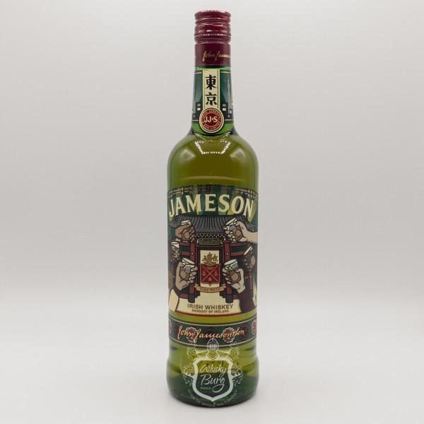 Jameson Irish Whiskey Tokyo Edition