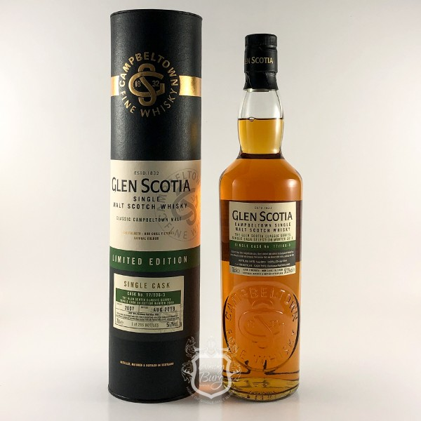 Glen Scotia 2007 Single Cask Selection Winter 2018