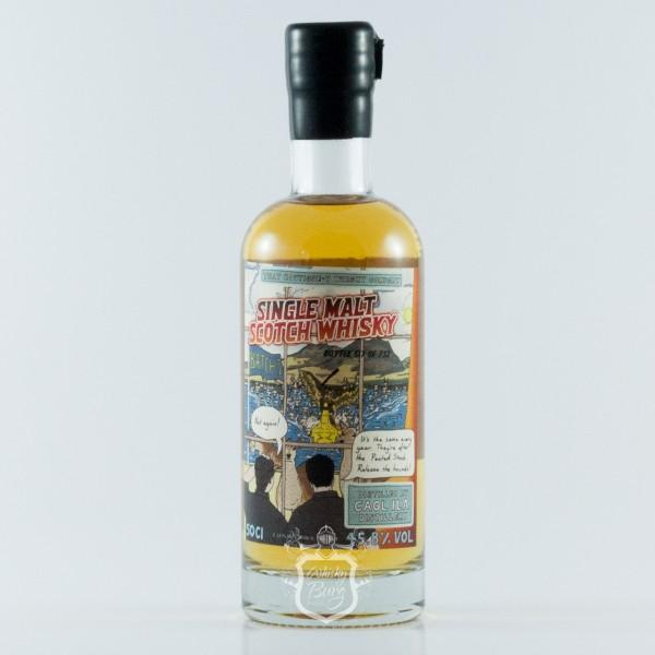Caol Ila That Boutique Y Whisky Company Batch 1